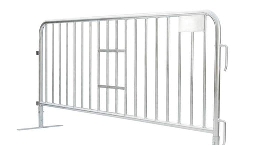The Beginner's Guide to Setting Up Metal Barricades