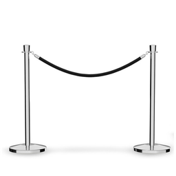 Classic Post & Rope Stanchions