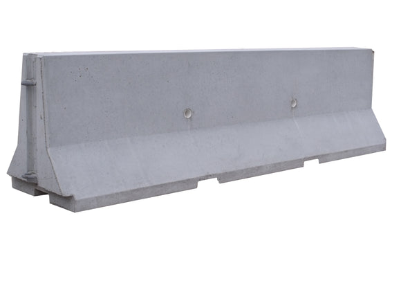 Concrete Jersey Barrier