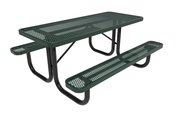 Metal Picnic Tables