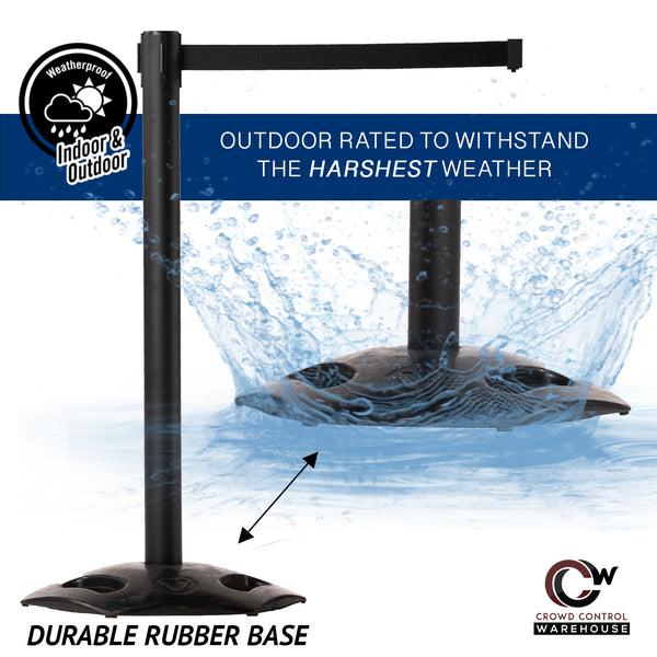 Weather Resistant Stanchion
