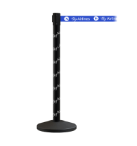 Custom Printed Stanchions