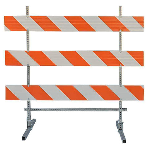 Type III Metal Traffic Barricade