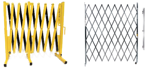 Expandable Barricades