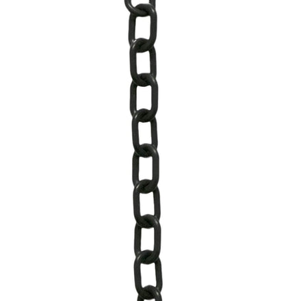 "1.0"" Light Duty Plastic Chain (#4) - Standard Colors"