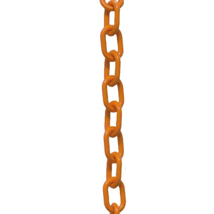 "1.0"" Light Duty Plastic Chain (#4) - Specialty Colors"