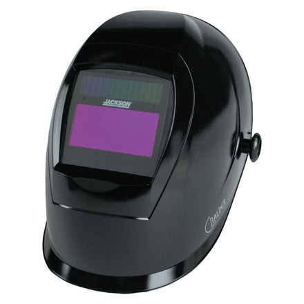 Jackson Safety SmarTIGer Variable ADF Welding Helmet with Balder Technology, Shade 9-13