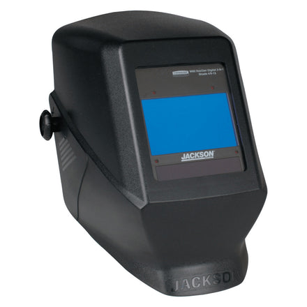 Jackson Safety NexGen Digital Variable ADF Welding Helmet, Shade 9-13 - Black