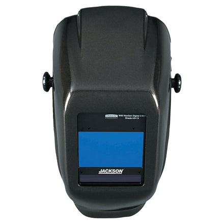 Jackson Safety NexGen Digital Variable ADF Welding Helmet, Shade 9-13 - Heavy Metal
