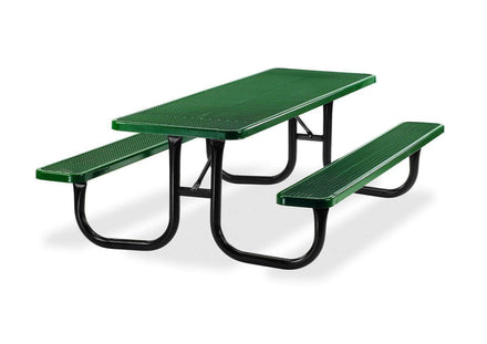 238 Extra Heavy-Duty Picnic Table - Diamond Pattern