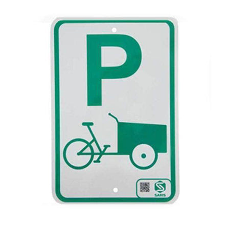 Cargo Parking Sign
