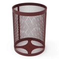 32 Gallon Trash Receptacle - Diamond Pattern