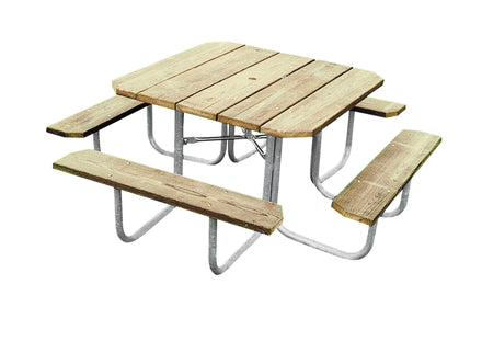Square Table - 48 In.