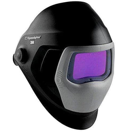 3M SpeedGlas 9100 Series Welding Helmet with Auto-Darkening Filter