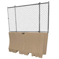Heavy Duty Jersey Barrier with Fencing Option - 42