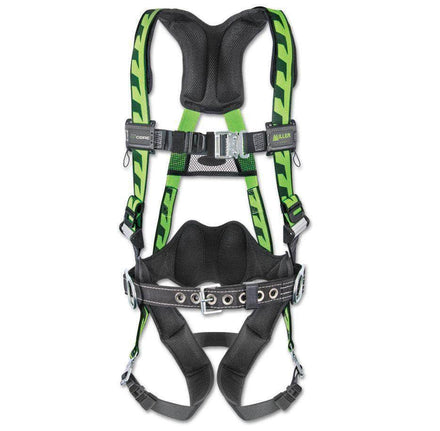 Honeywell Miller AirCore Construction Full Body Harness with Quick Connect and Lumbar Pad