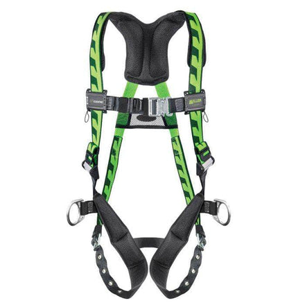 Honeywell Miller AirCore Full Body Construction Harness with Side D-Rings