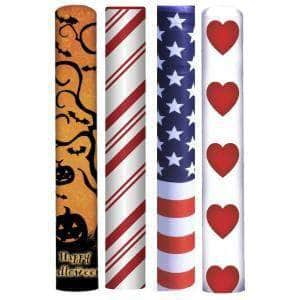 Bollard Sox - 4 Holiday Assortment