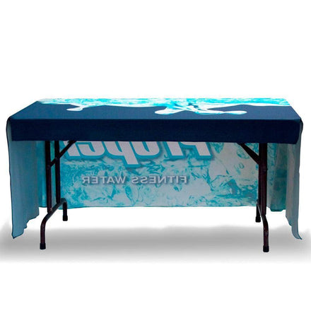 Table Throw Full Color Print 4 Ft.