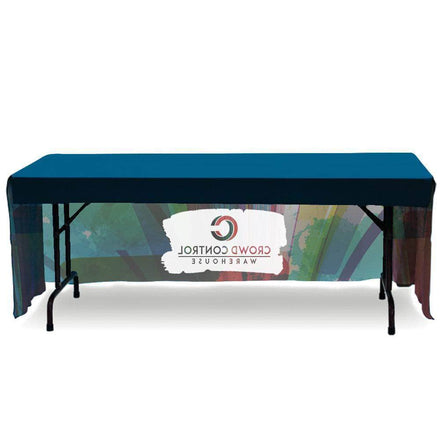 Table Throw Full Color Print 6 Ft.