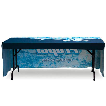 Table Throw Full Color Print 8 Ft.