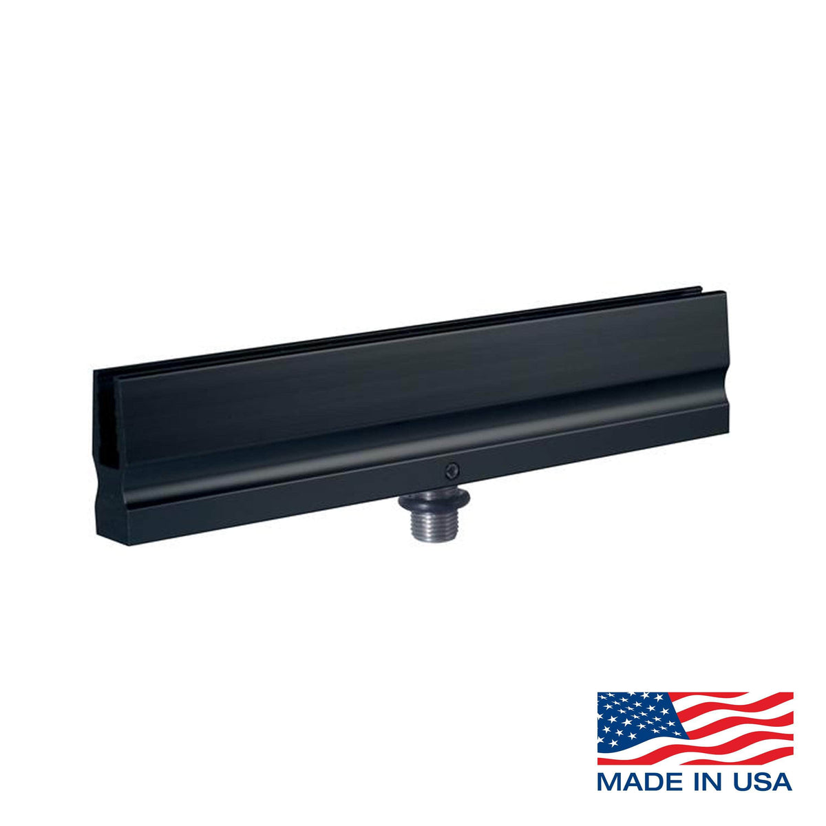 Retracta Belt Sign Bracket For Visiontron Barriers And