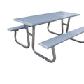 6' Picnic Table - 2 Seats