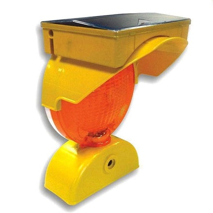 B4DH-SL Solar High Intensity D-Cell Barricade Light