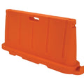 Stackable Plastic Barricade, Water or Sand Fillable (85lbs) - 36