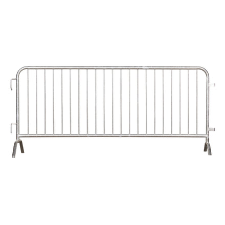 8.5 Ft. Angry Bull Economy Steel Barricade, Light Weight & Pre-Galvanized