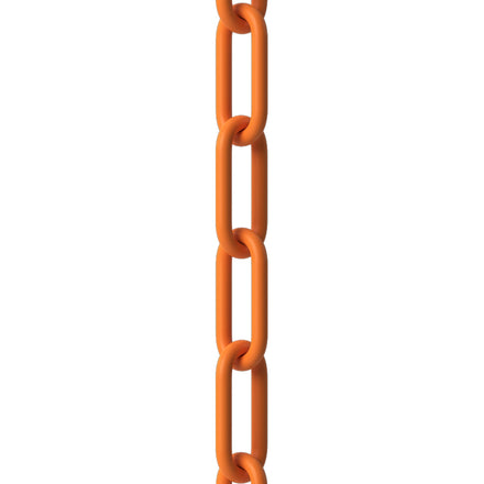 2.0 in. Plastic Chain (#8) - Standard Colors from Trafford Industrial
