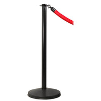 Visiontron PRIME Conventional Post Stanchion - Flat Top (Set of 2)