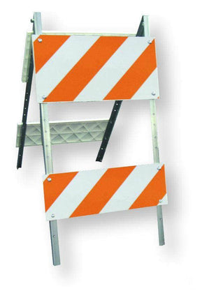 Combocade Type I and Type II Traffic Barricades