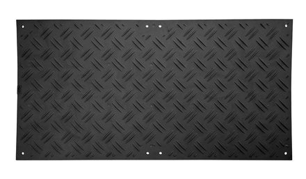 Portable Roadway Ground Protection Mat - 8' L x 4' W