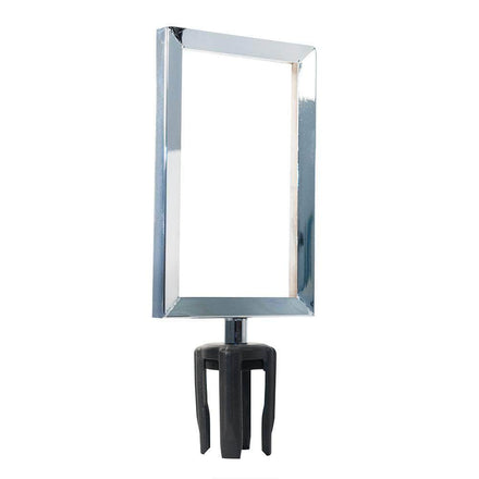 Visiontron PRIME Heavy Duty Sign Frame with Adapter Cone
