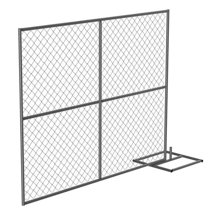 Chain Link Fence Panel Add On Units