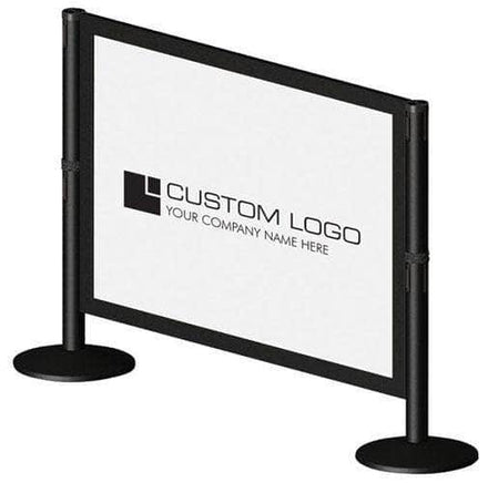 Visiontron Post-N-Panel System - Heavy Duty Panels