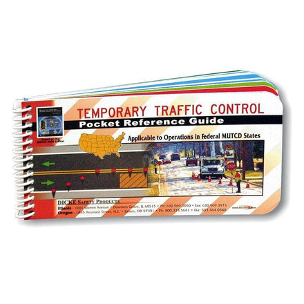 Temporary Traffic Control Pocket Reference Guide