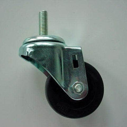 "2"" Rubber Casters for Single or Pair Gates"