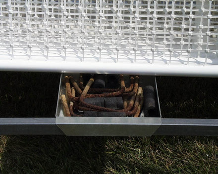 Wicket/Connector Tray for SportPanel Transport Cart