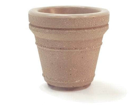 Terrene Medium Round Concrete Planter