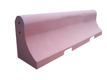 L-Shaped Concrete Jersey Barriers