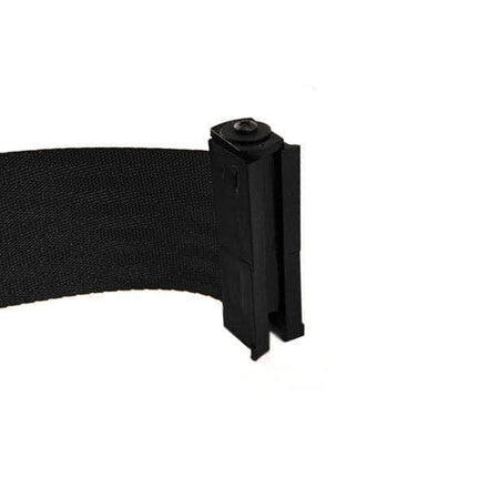 Belt End Replacement Piece for Visiontron Retracta-Belt Barrier