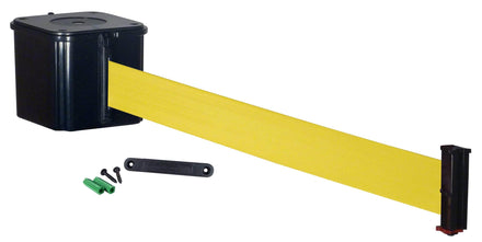 Visiontron 15 Ft. Fixed/Removable Wall Mount Retracta-Belt Barrier