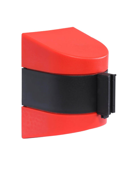 Magnetic Wall Mounted Retractable Belt Barriers Crowd