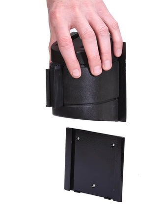 CCW Series Tensabarrier 897EHCR Compatible Removable Wall Mount - 30 Ft. Belt