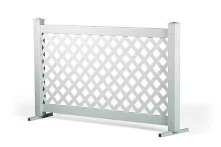 Event Fence Panel - Lattice Style