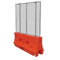 Yodock 2001M Water/Sand Fillable Jersey Barrier with Fencing Option - 32