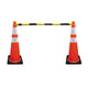 Telescoping Traffic Cone Bars
