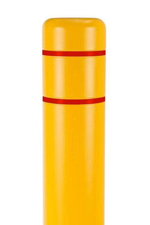 BollardGard Bollard Cover - Federal Yellow